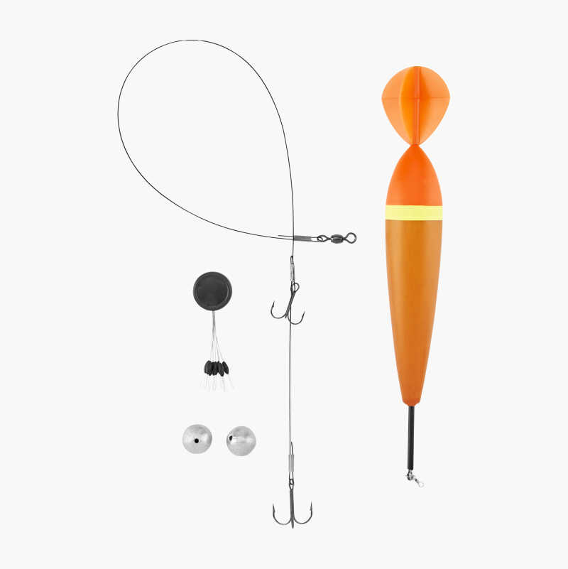 Pike Fishing Set