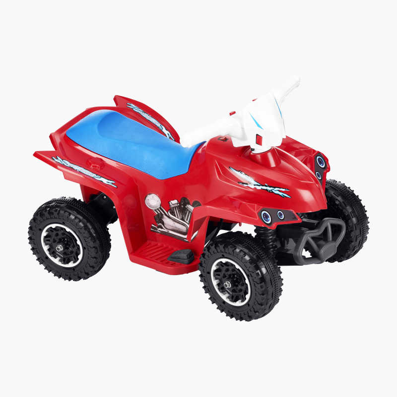 Electric-Powered Quadbike, Mini