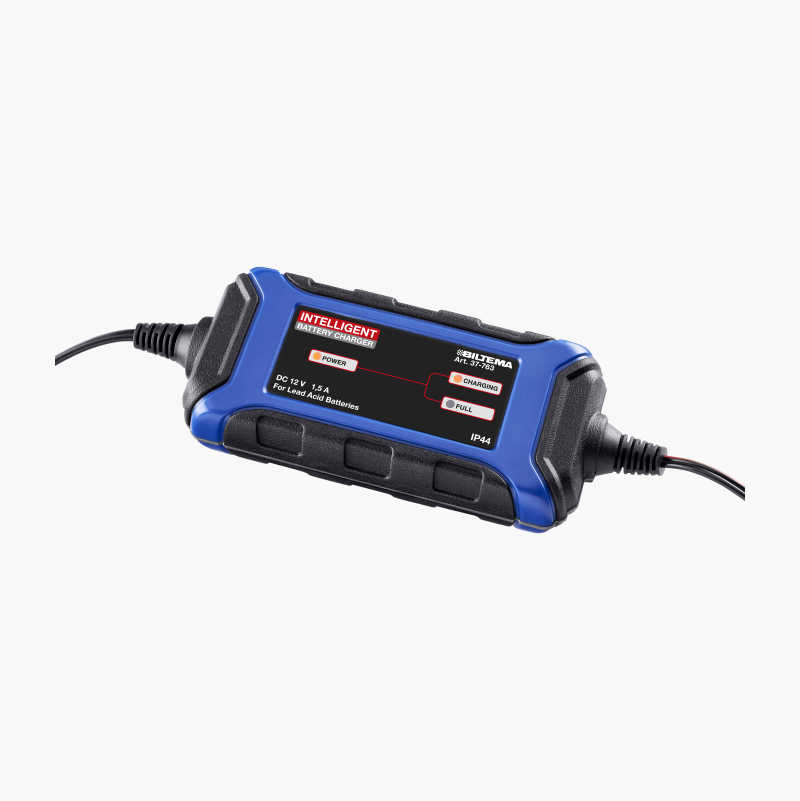 Battery charger 12 V, 1.5 A