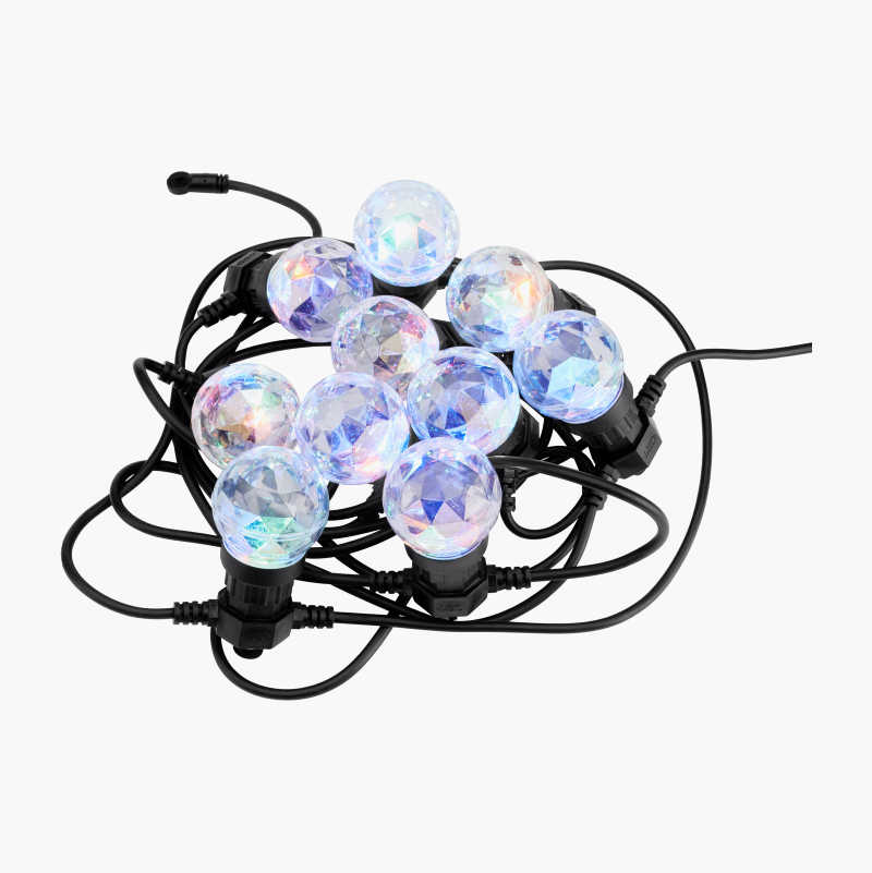Disco String Light, RGB