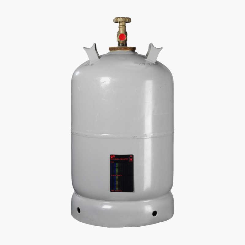 Gasnivåindikator
