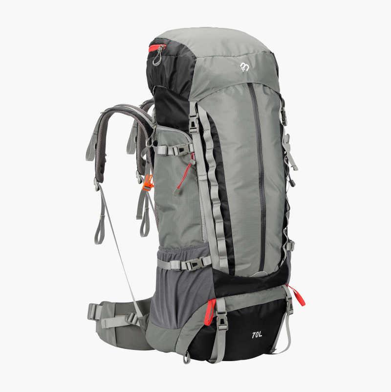 Unika Ryggsäck Backpack, 70 l - Biltema.se GQ-77