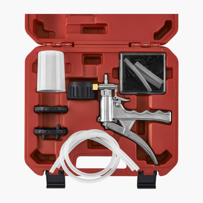 Vacuum Tester and Brake Bleeding Kit