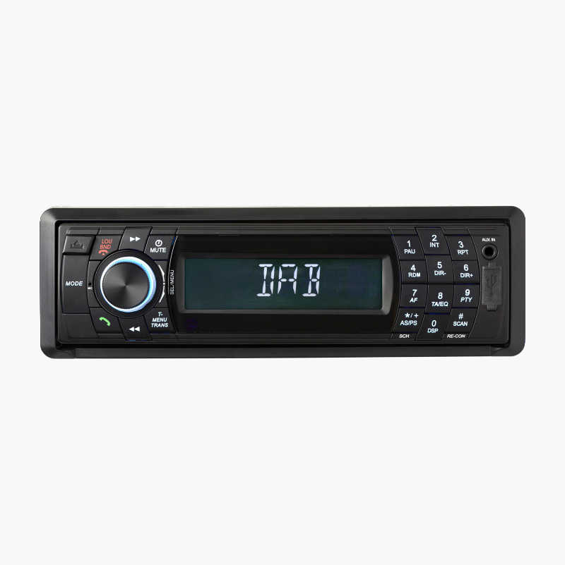 Unike Car Stereo - Biltema.fi FT-03