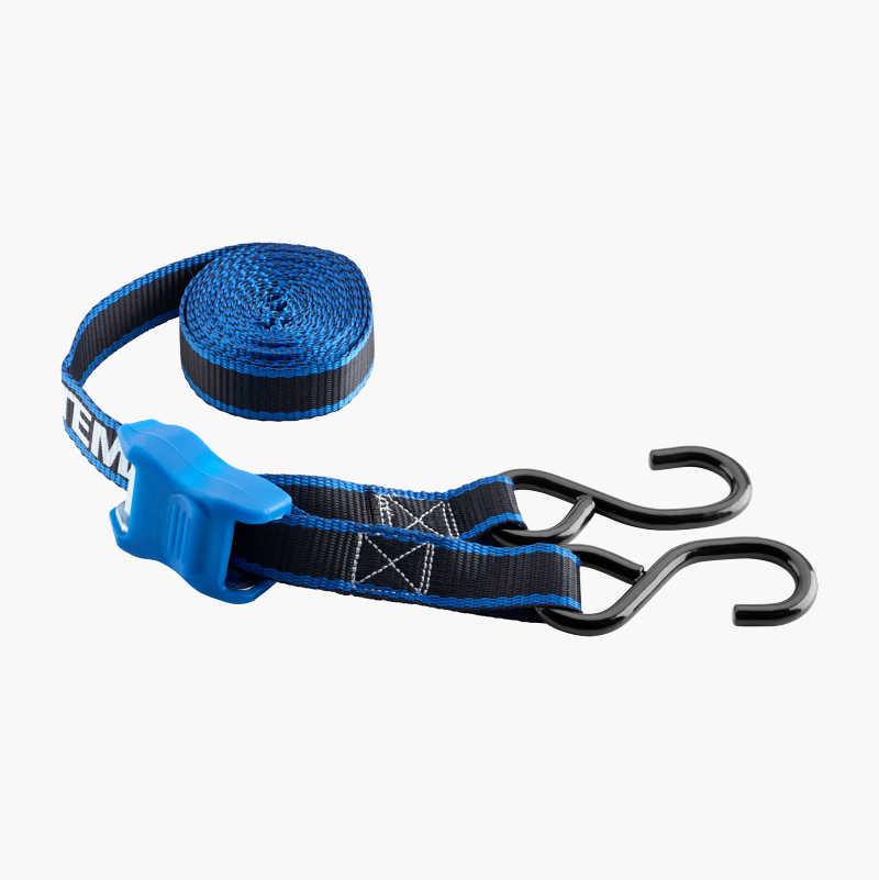 Quick fasteners (2 x).