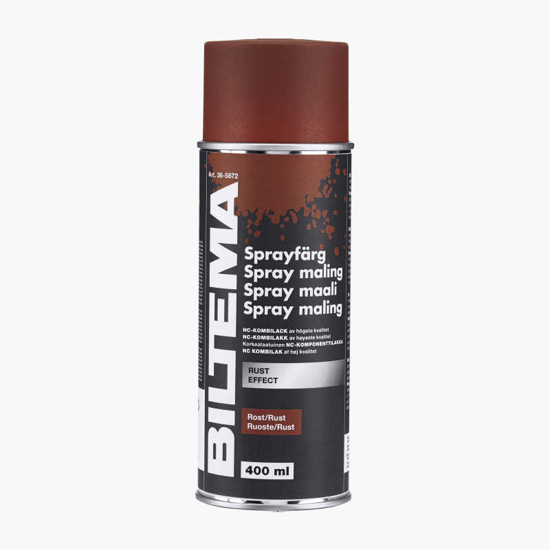 Effect Spray – Rust