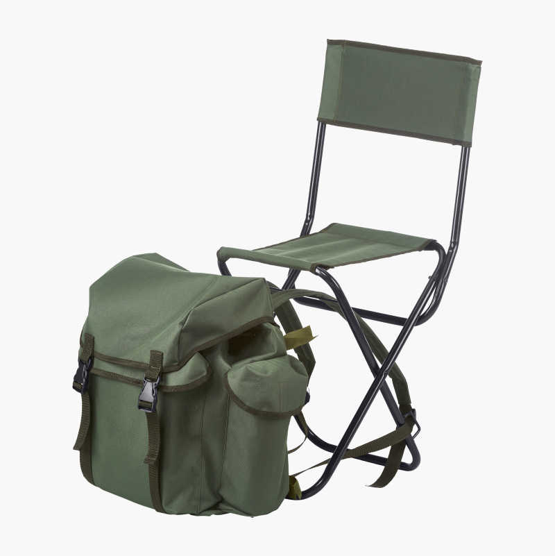 Backpack and Chair