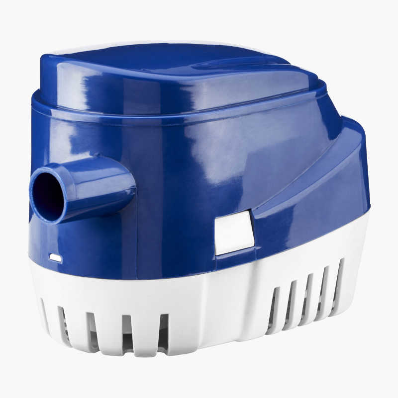 Bilge pump with built-in level switch