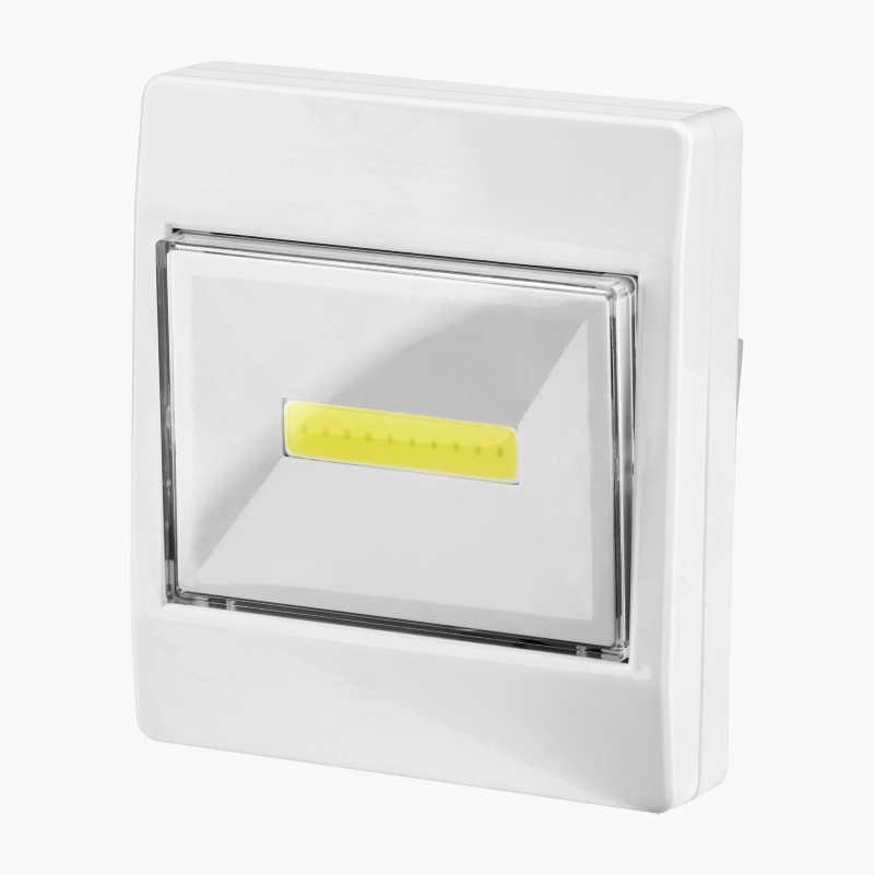 Sensorlampa med nödljusfunktion LED Biltema.se