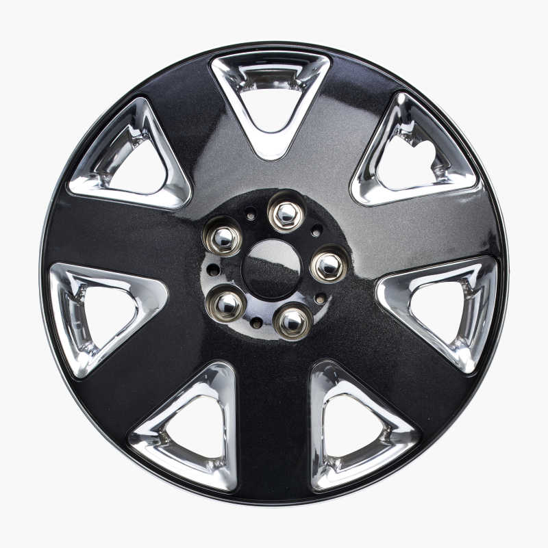 Hubcaps Dark Edition, 4 pcs.