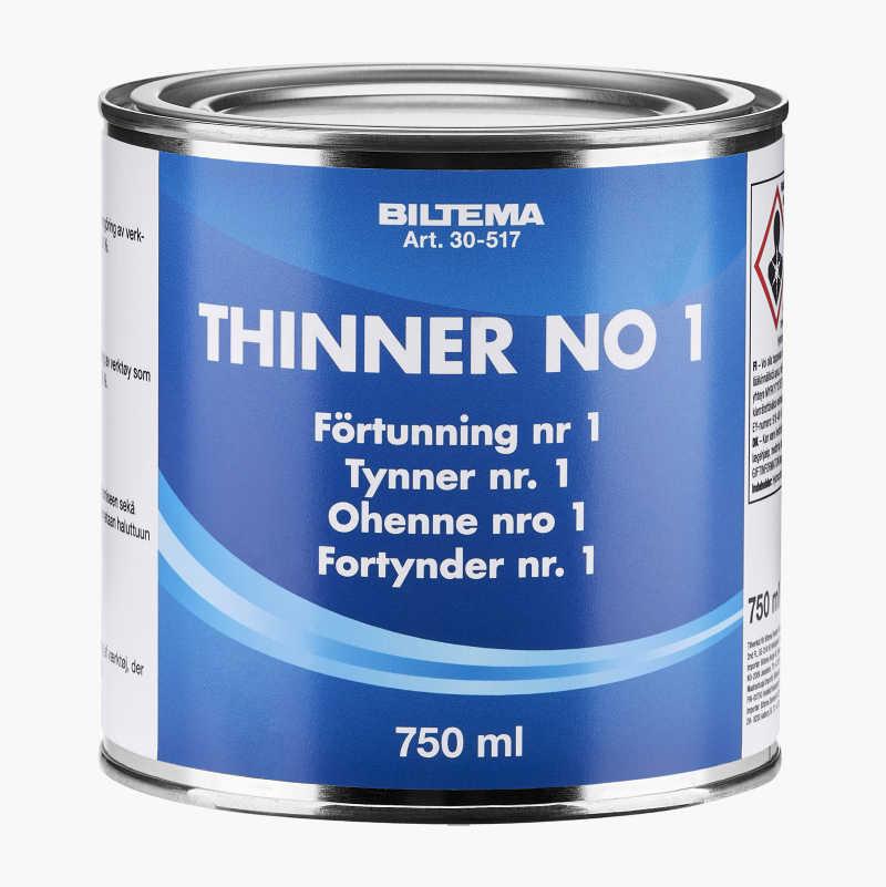 Thinner No. 1