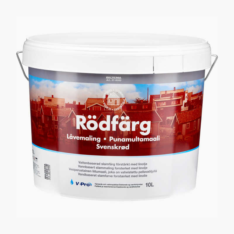 Red Paint, 10 l
