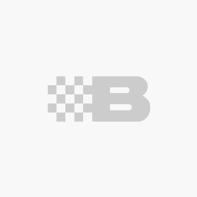 "Socket spanner set 1/4"" and 1/2"", 89 parts"