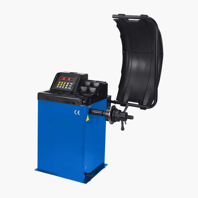 Automatic Tyre Balancing Machine