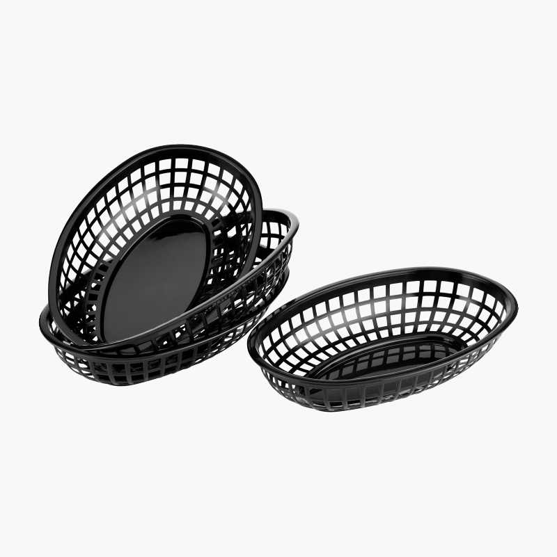 Serving Basket, 4-pack.