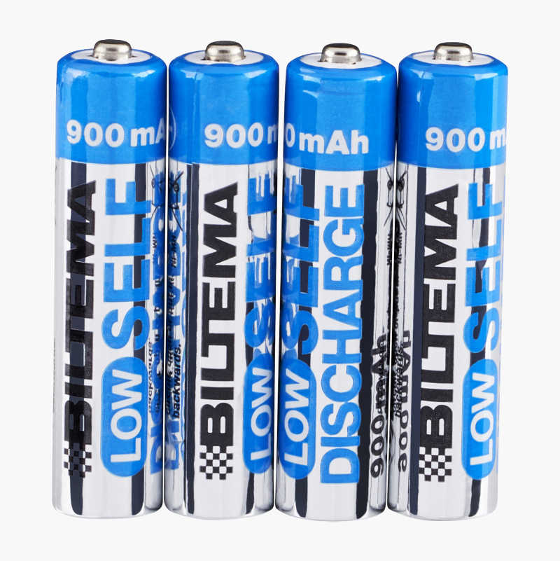 AAA laddningsbart batteri, 4-pack