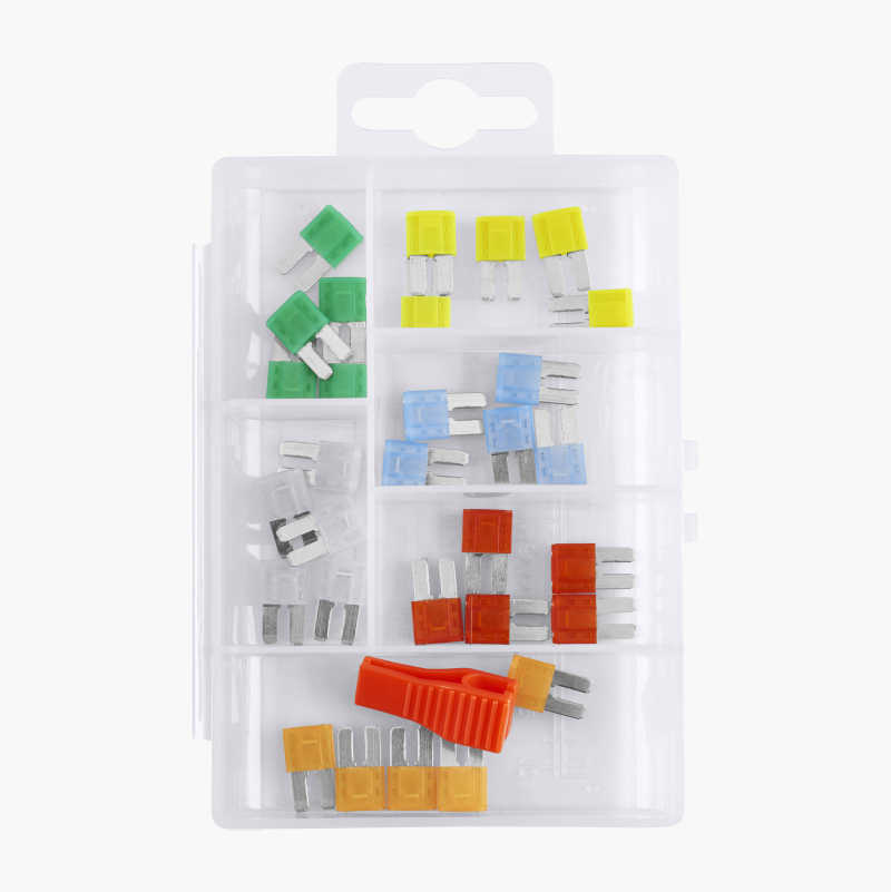 LED Flat-Pin Fuses, micro 2