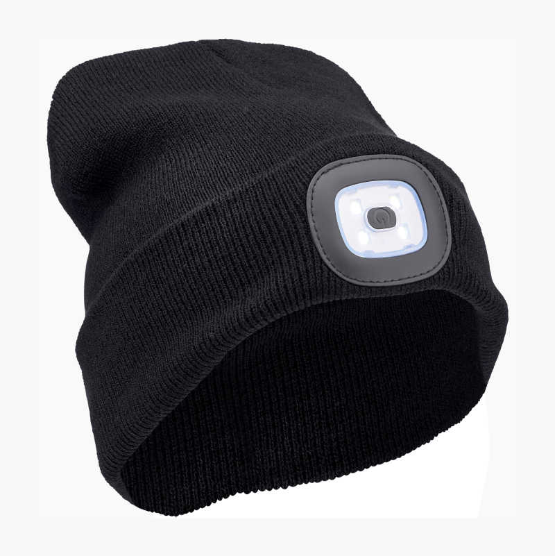 Beanie with LED