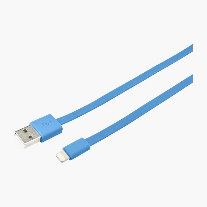 USB lade synkroniseringskabel Biltema.no