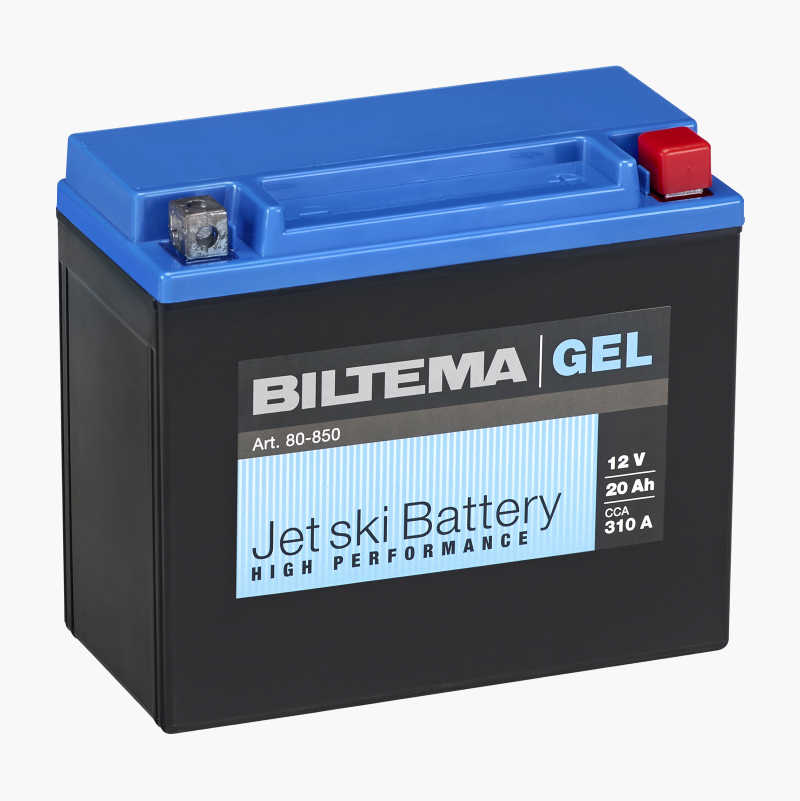 Water Scooter Gel Batteries