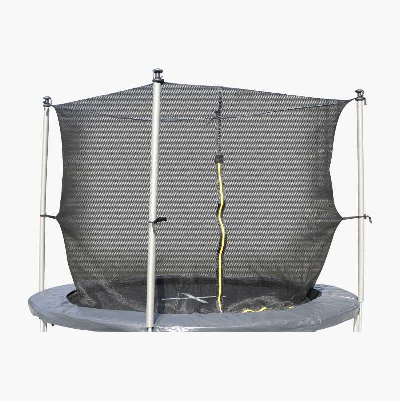 Trampoline with Safety Net