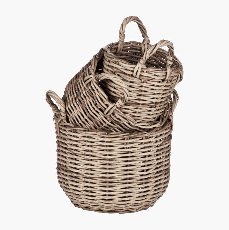 Garden Basket, set of 3
