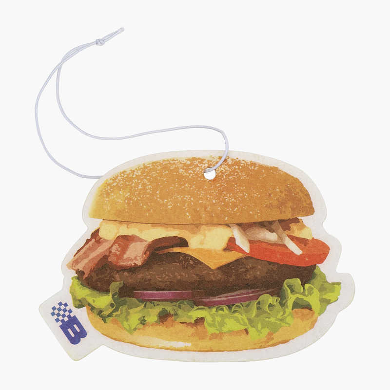Paper Air Freshener, Biltema Burger