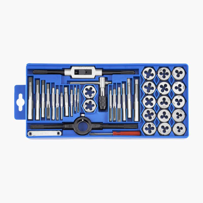 Thread Tool Set, 40 parts