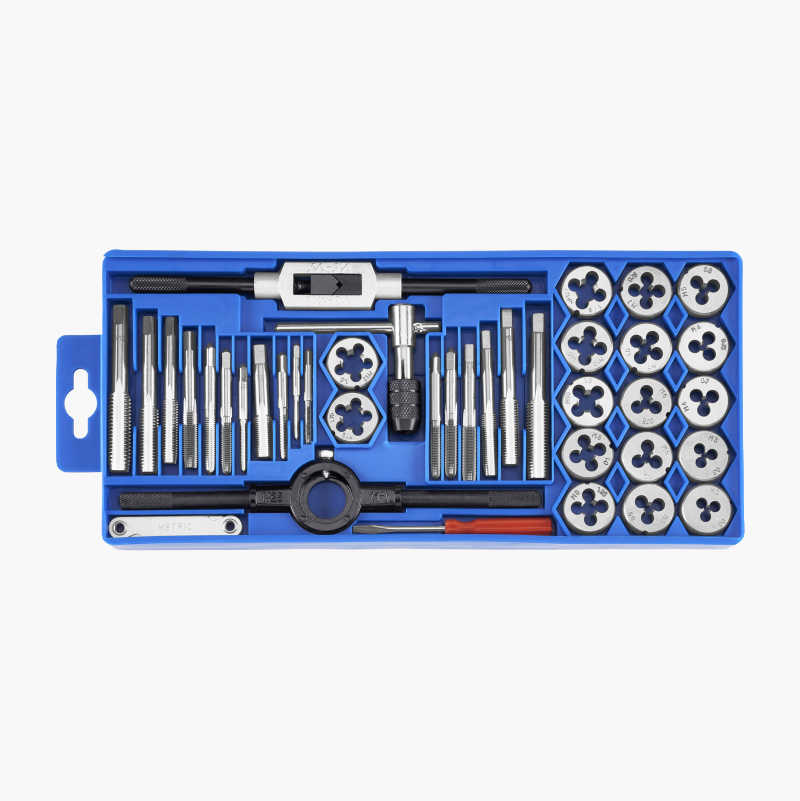 Thread Tool Set, 40 parts