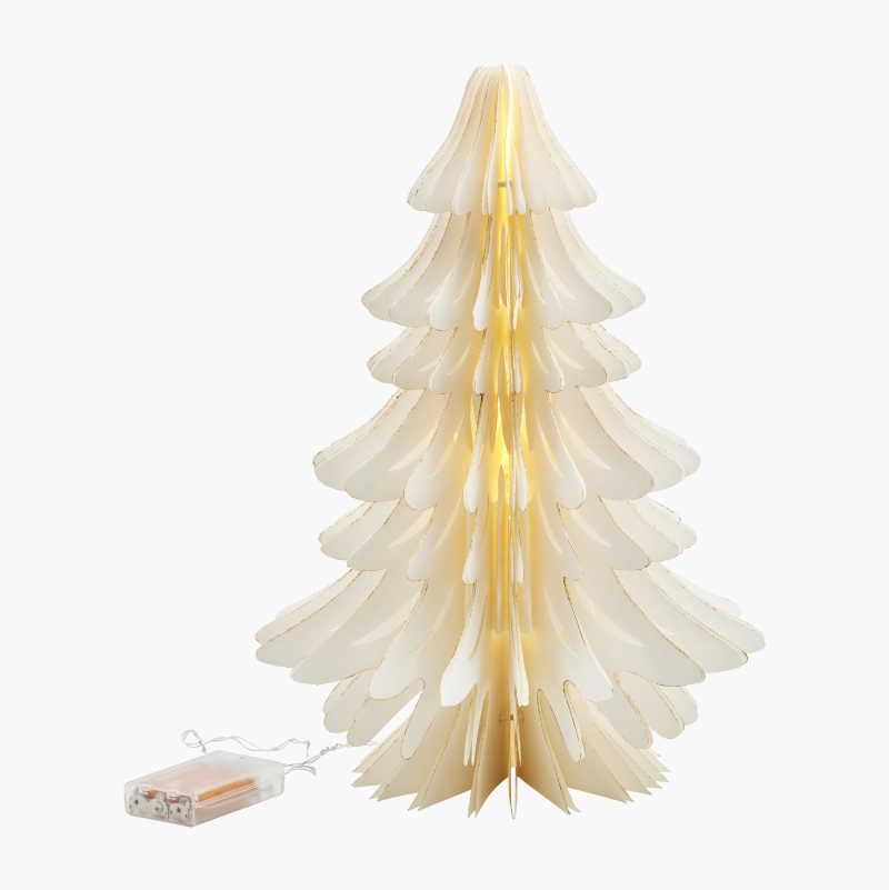 Paper Christmas Tree, LED