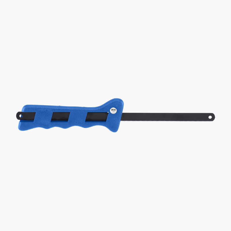 Handle for hacksaw blade