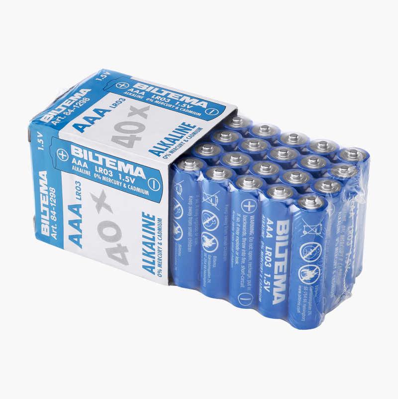 Batteri Lr14 Biltema