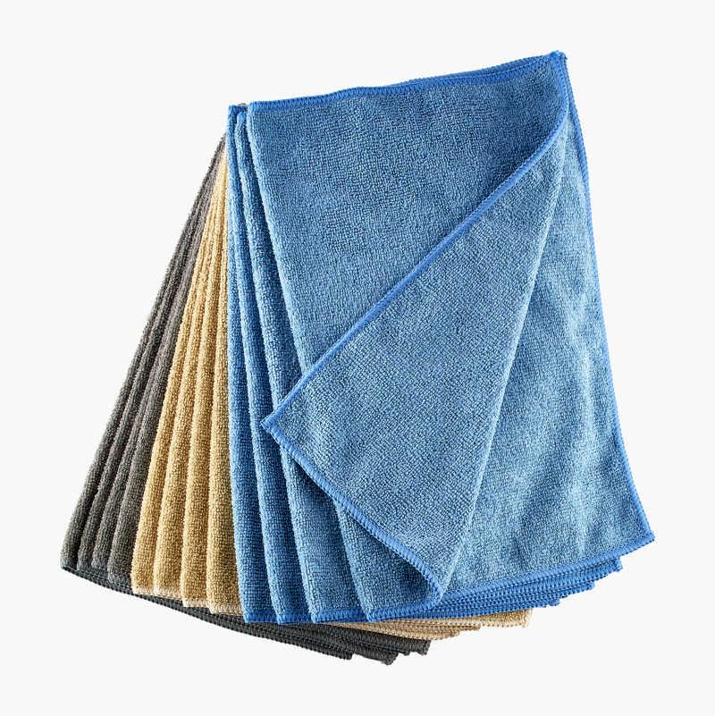 Microfibre Cloths, 12-pack