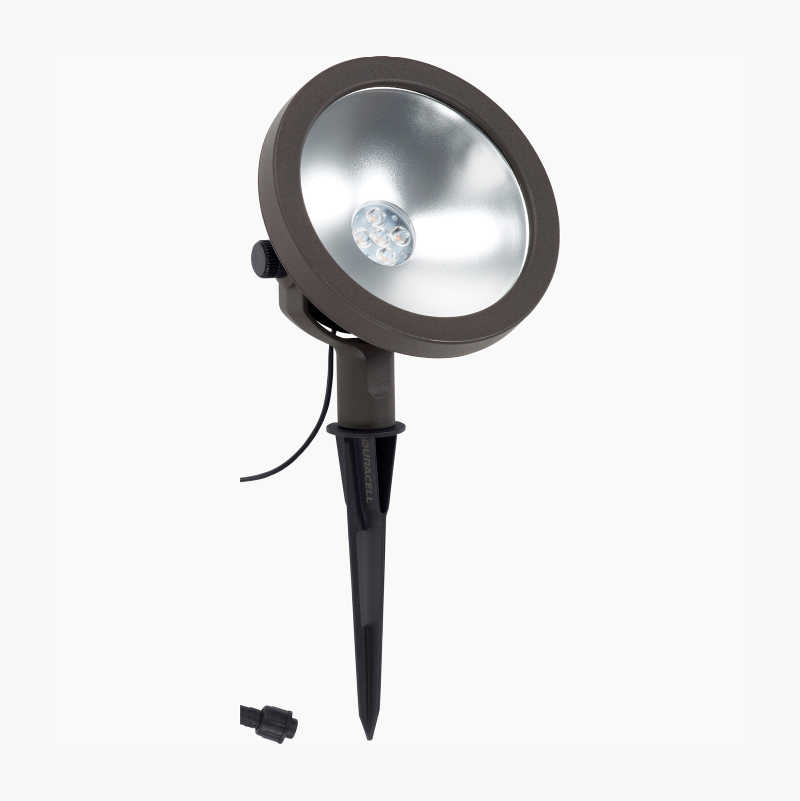 Markspotlight, LED