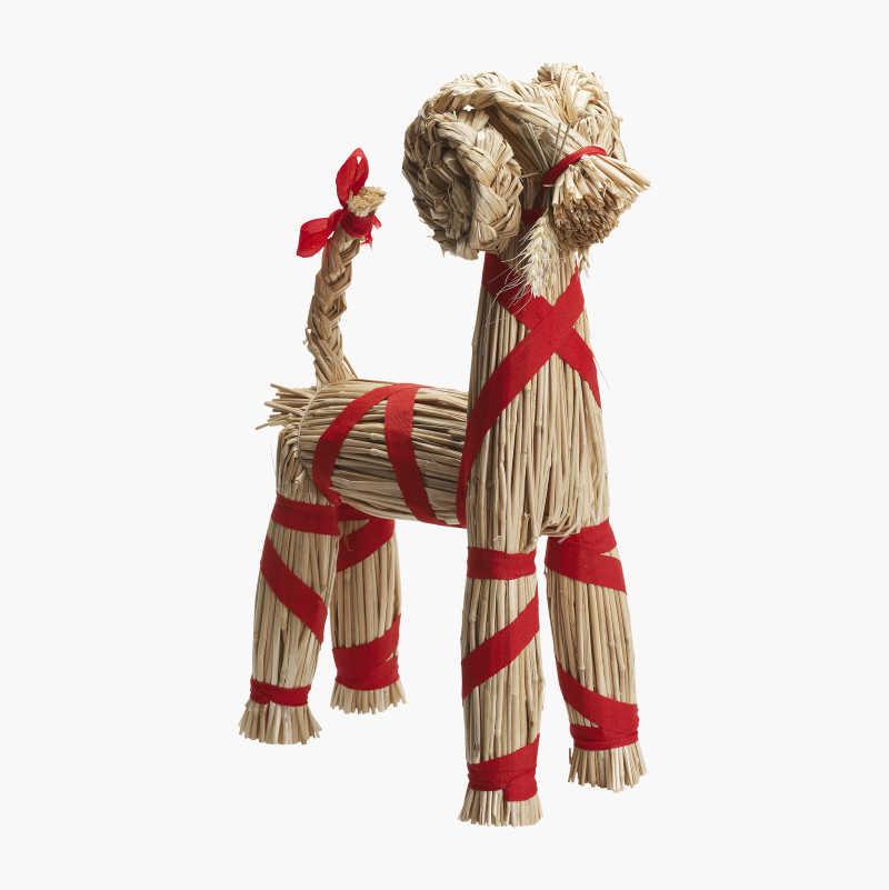 Straw Yule Goat, 50 cm