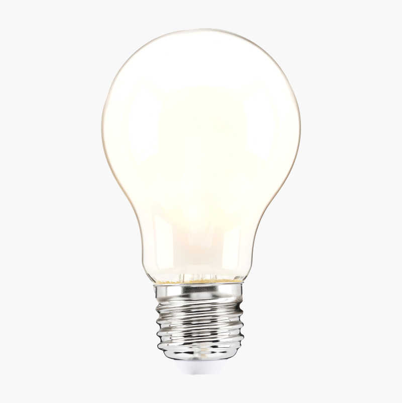 Normal bulb E27, frosted