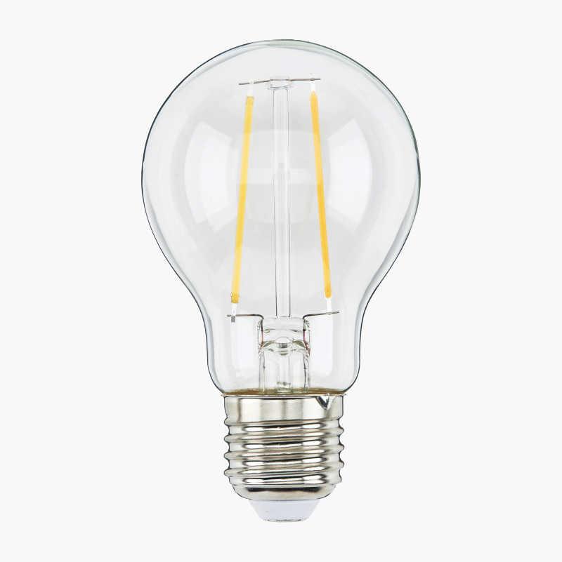 Normallampa E27, klar