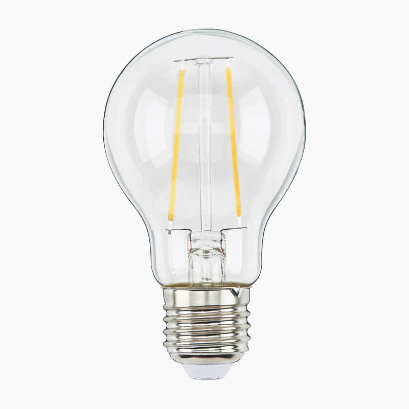 Normal bulb E27, clear