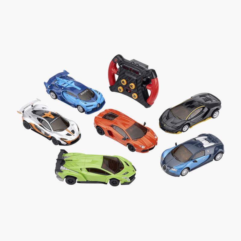 IR Car, Micro 1:43