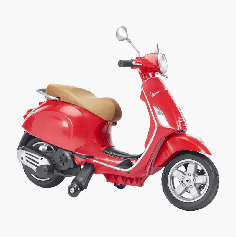 Electric Vespa Primavera