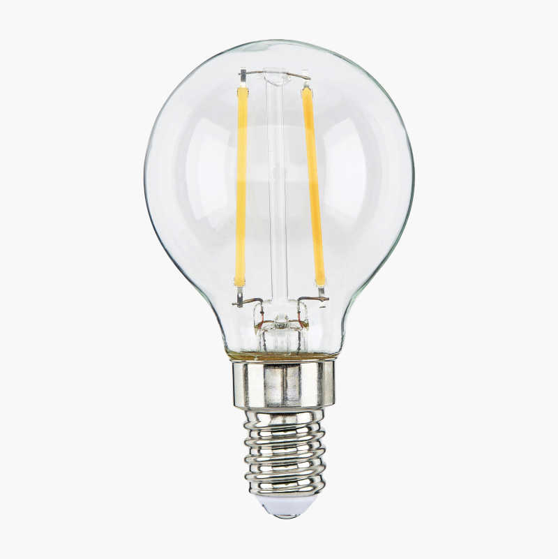 Mini-Bulb E14, dimmable, clear