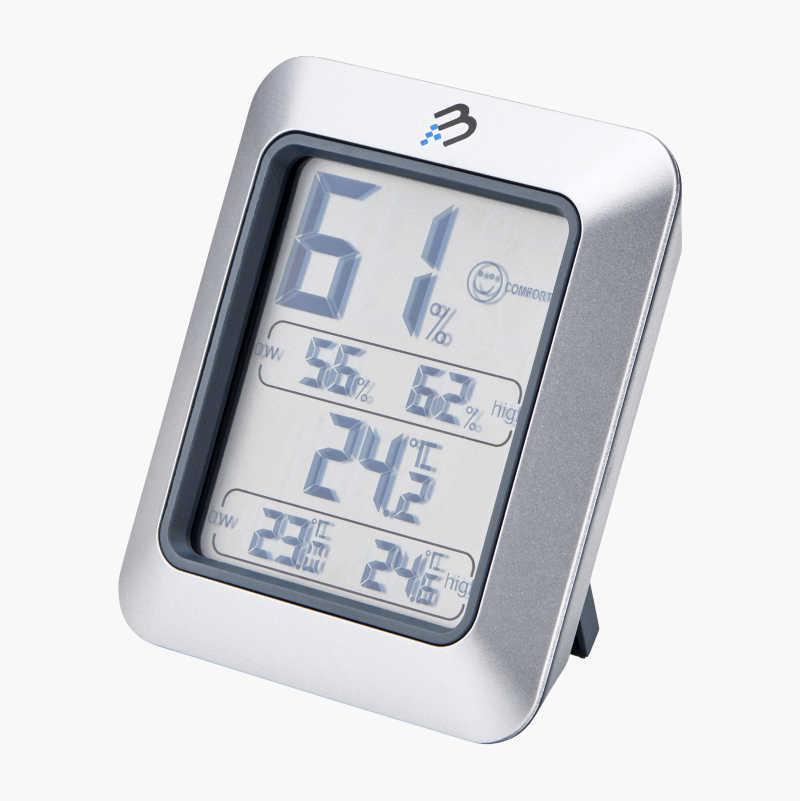 Lämpömittari/kosteusmittari