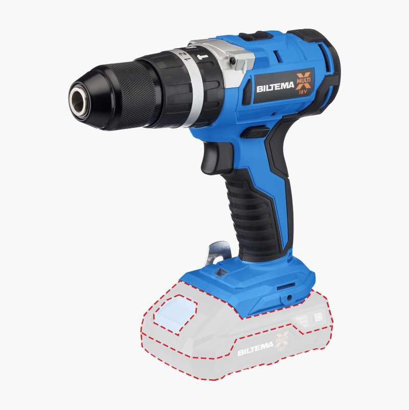 Drill and Screwdriver HDB 18V