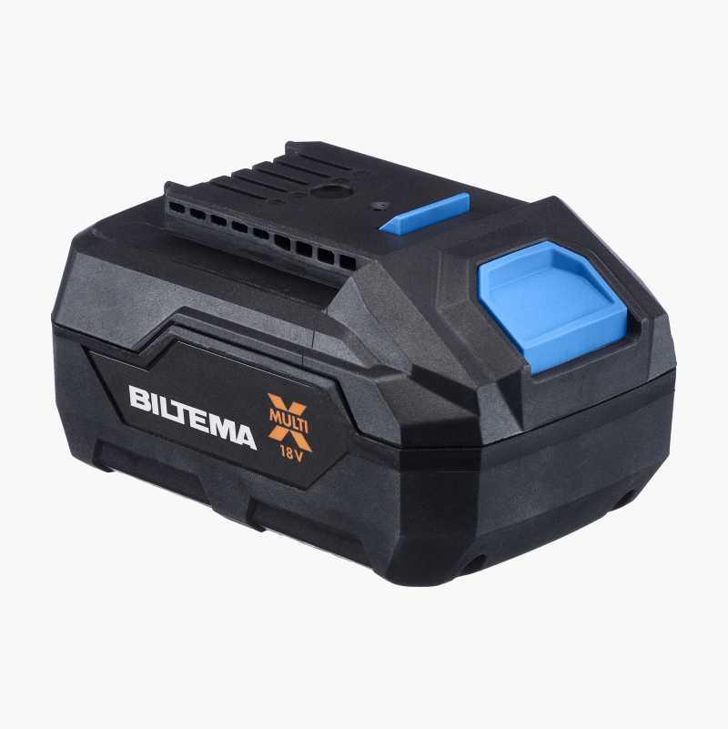 Batteri MultiX 18 V, 4,0 Ah