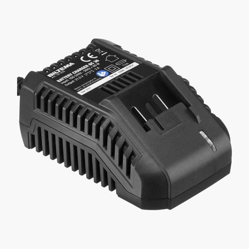 Batteriladdare QC 18V4