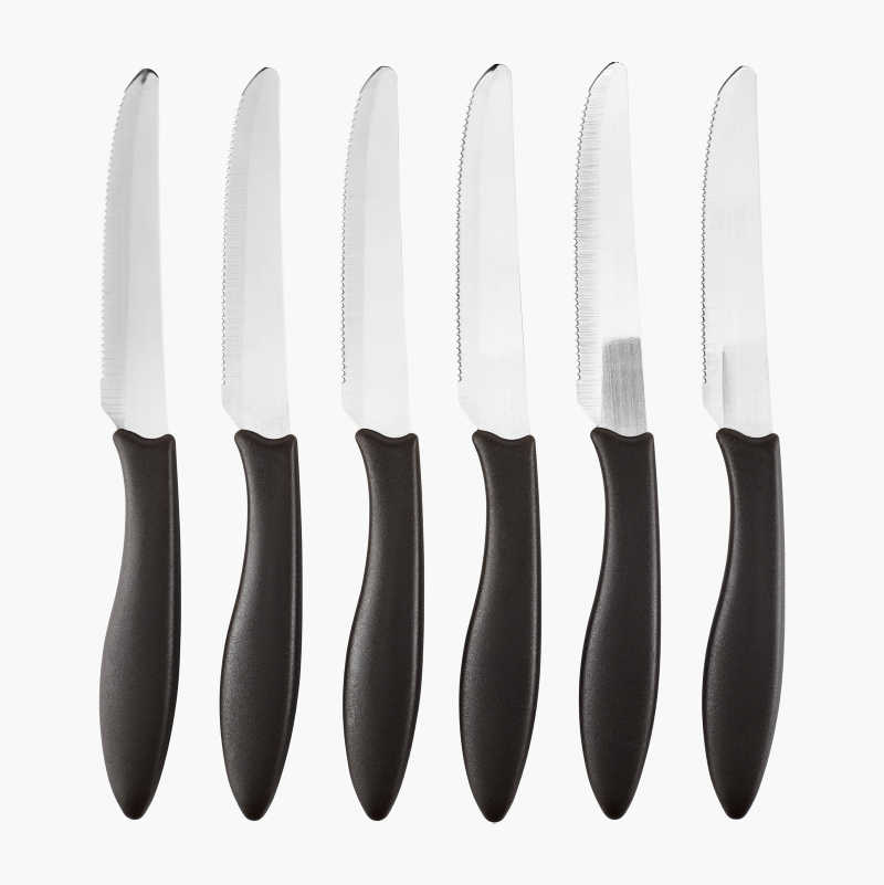 Steak knives, 6-pack