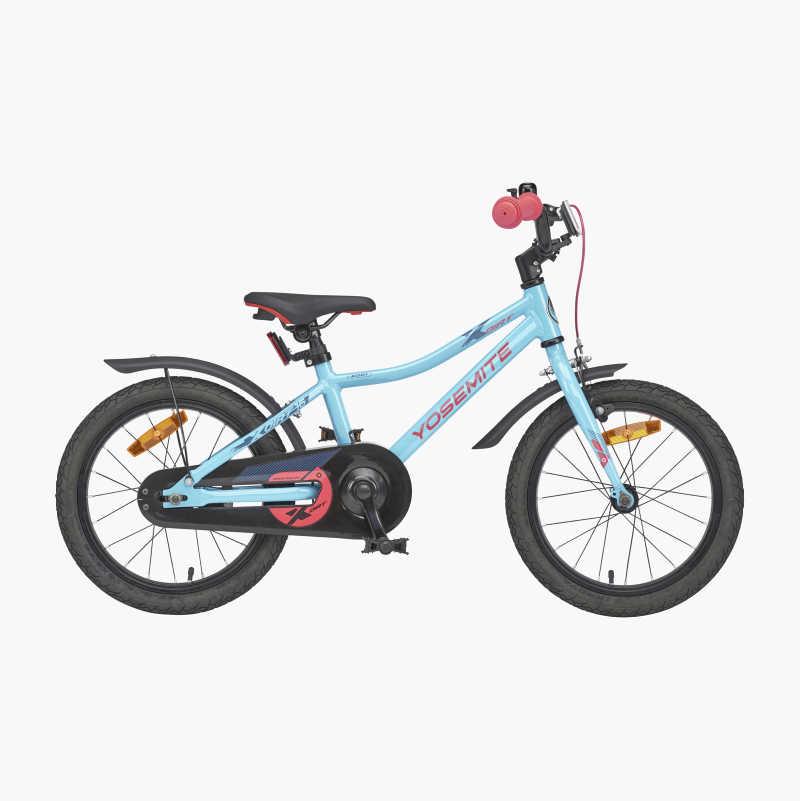 """Kids' Bike, sport 16"""" fixed-gear"""