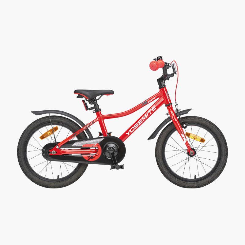 """Lastenpyörä sport 16"""", vaihteeton"""