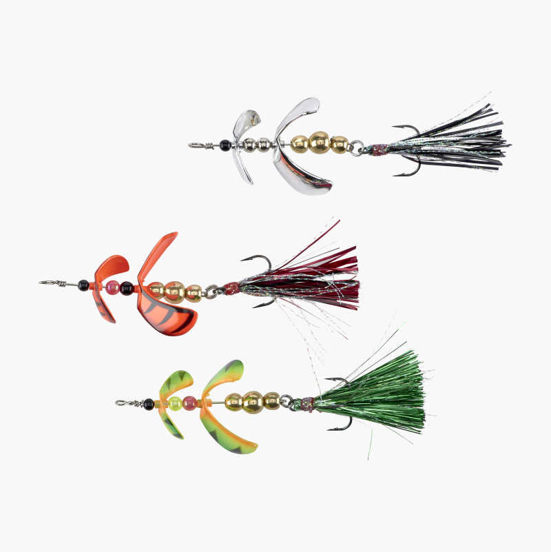 Dragonfly Spinners 3-pack
