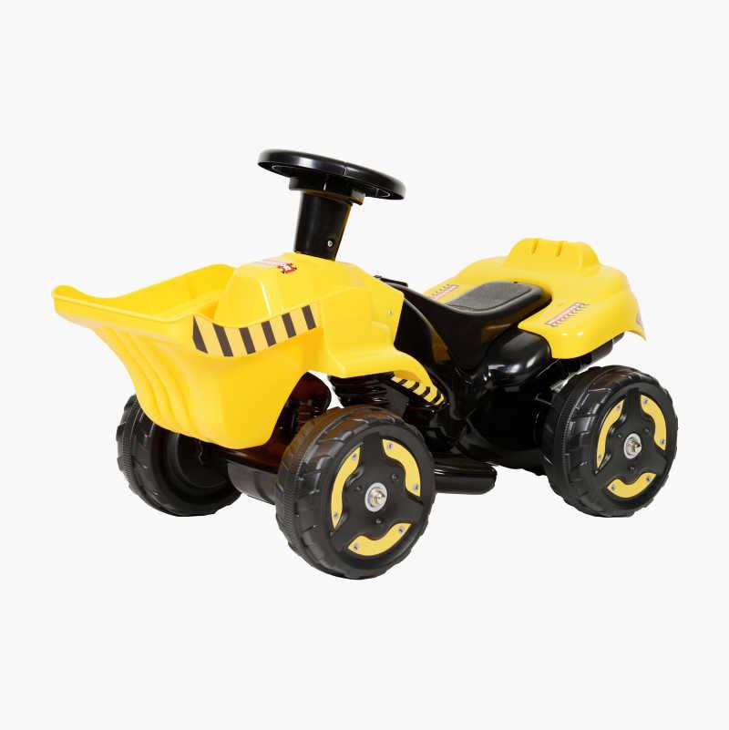 Sähkökäyttöinen leluauto
